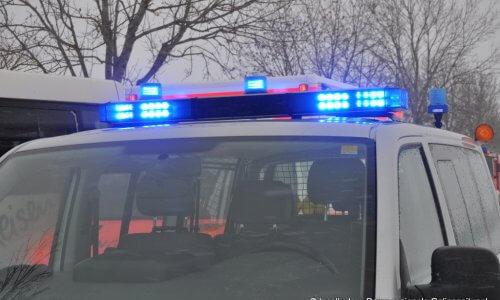 gemeinsame bung der polizei des rettungsdienstes des kreiskrankenhauses g nzburg der. Black Bedroom Furniture Sets. Home Design Ideas